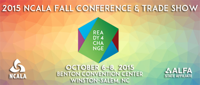 2015 NCALA Fall Conference and Trade Show