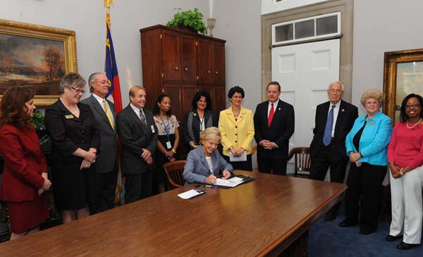 HB474 Bill Signing Ceremony